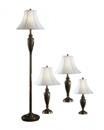 Caron Metal Lamps