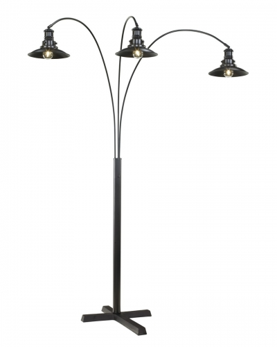 Sheriel Metal Arc Lamp