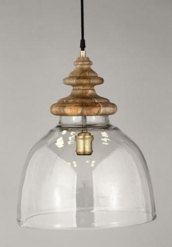 Farica Glass Pendant Light