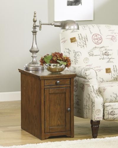 Laflorn Chair Side End Table