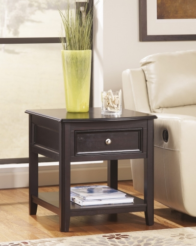 Carlyle Rectangular End Table