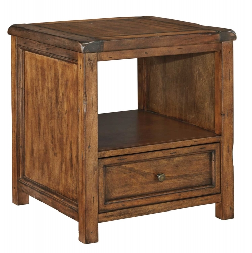 Tamonie Square End Table