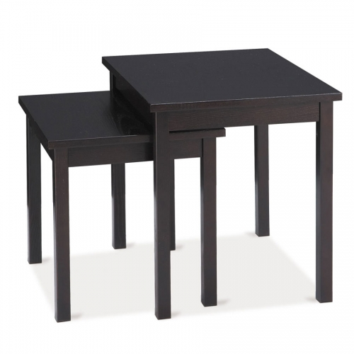 Main Street Nesting End Table Set