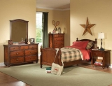 B SET Aris Bunk Bedroom Collection 1557