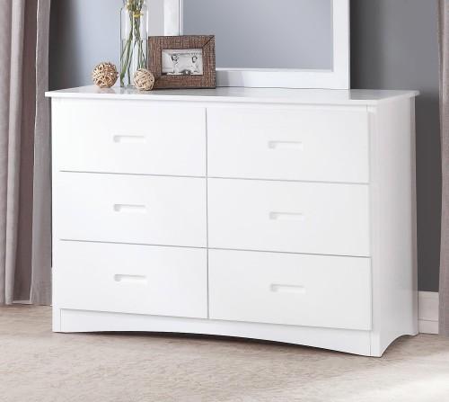 Galen Dresser - White