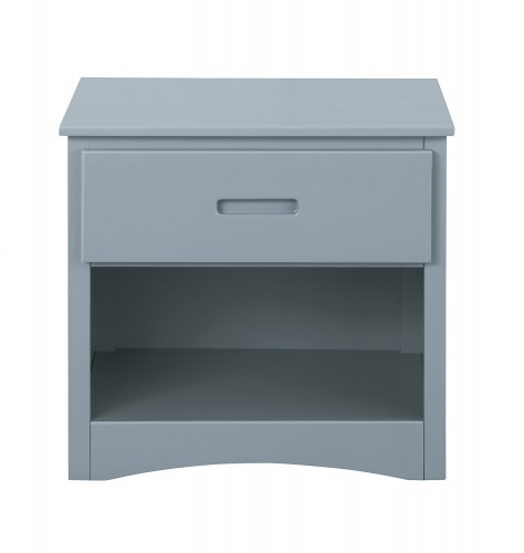 Orion Night Stand - Gray