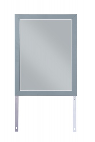 Homelegance Orion Mirror - Gray