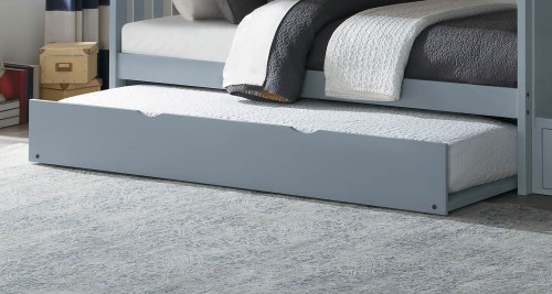 Homelegance Orion Twin Trundle - Gray
