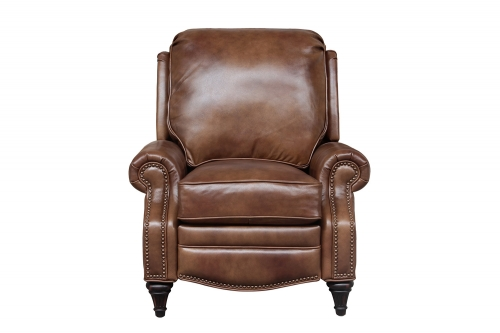 Avery Recliner Chair - Wenlock Tawny/All Leather