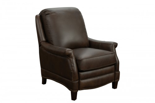 Ashebrooke Recliner Chair - Ashford Walnut/All Leather