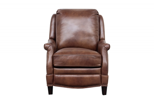 Ashebrooke Recliner Chair - Wenlock Tawny/All Leather