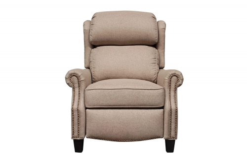 Meade Recliner Chair - Sisal fabric
