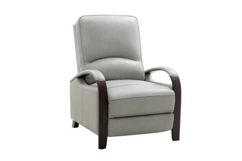 Bridgemore Recliner Chair - Corbett Chromium/All Leather