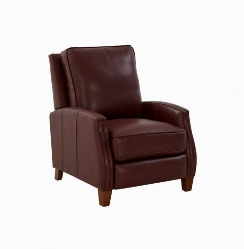 Barcalounger Penrose Recliner Chair - Shoreham Wine/All Leather