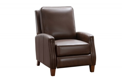 Penrose Recliner Chair - Wenlock Double Chocolate/All Leather