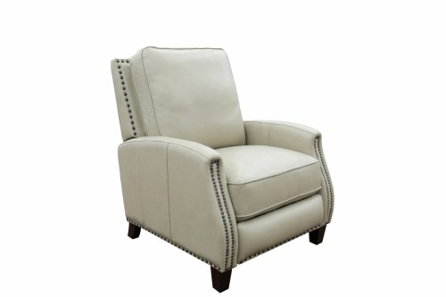 Melrose Recliner Chair - Shoreham Cream/All Leather