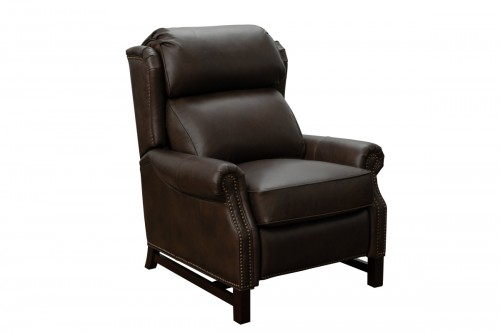 Thornfield Recliner Chair - Ashford Walnut/All Leather
