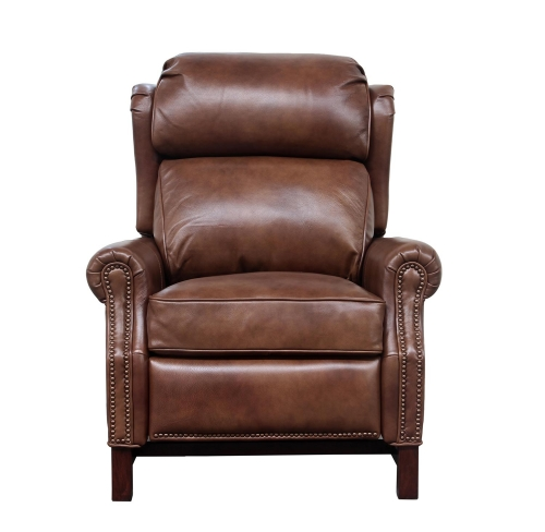 Thornfield Recliner Chair - Wenlock Tawny/All Leather