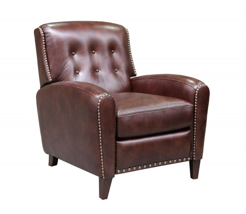 Willoughby Recliner Chair - Wenlock Fudge/All Leather