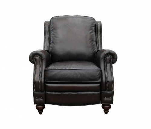Marysville Recliner Chair - Stetson Coffee/All Leather