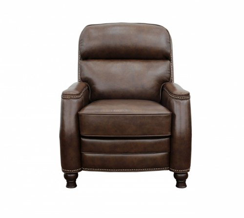 Townsend Recliner Chair - Wenlock Double Chocolate/All Leather