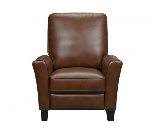 Arden Recliner Chair - Walker Tobacco/Leather Match