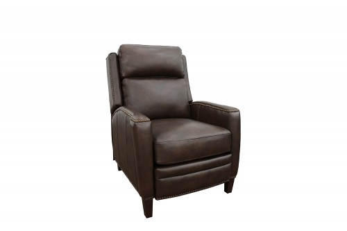 Nolan Recliner Chair - Ashford Walnut/All Leather