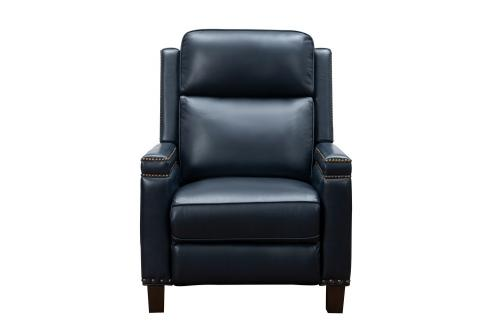 Smithfield Big and Tall Recliner Chair - Shoreham Blue/All Leather