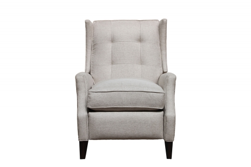 Lincoln Recliner Chair - Linen fabric