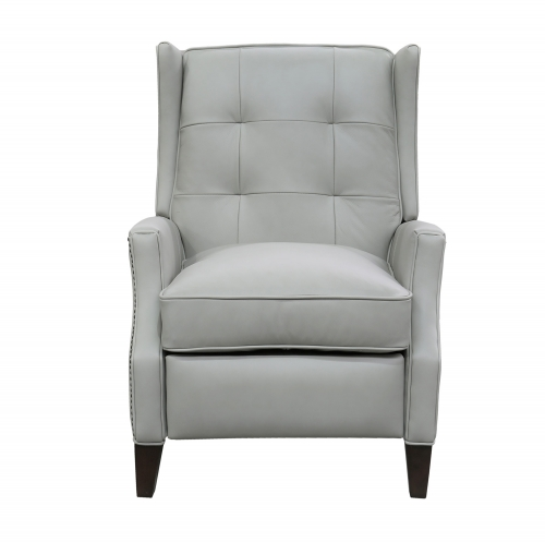 Lincoln Recliner Chair - Wenlock Dove/all leather
