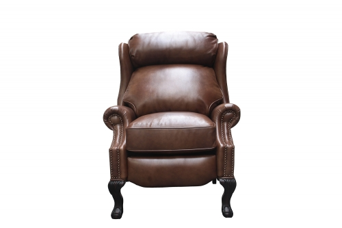 Danbury Recliner Chair - Wenlock Tawny/All Leather