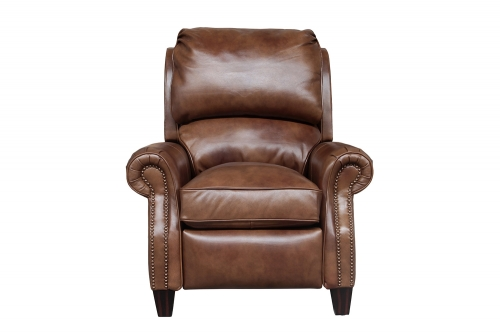 Churchill Recliner Chair - Wenlock Tawny/All Leather