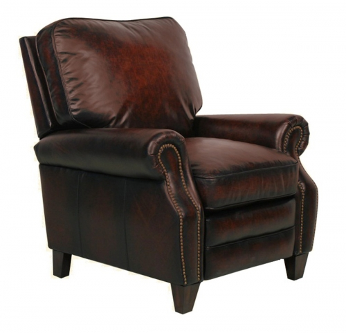 Briarwood Recliner Chair - Stetson Bordeaux/All Leather