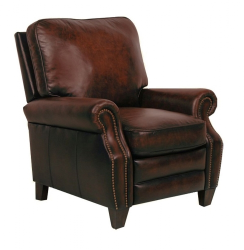Briarwood Recliner Chair - Stetson Coffee/All Leather