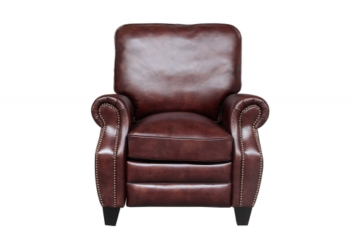 Briarwood Recliner Chair - Wenlock Fudge/All Leather