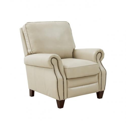 Briarwood Recliner Chair - Barone Parchment/All Leather