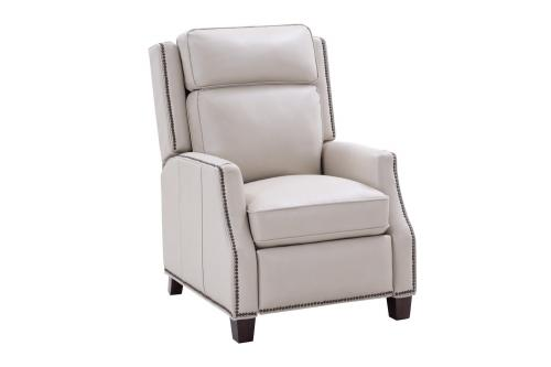 Van Buren Recliner Chair - Barone Parchment/All Leather