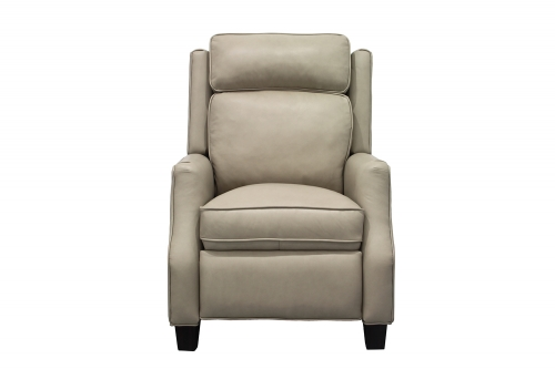 Nixon Recliner Chair - Shoreham Cream/All Leather