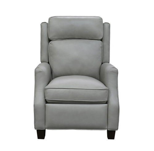 Nixon Recliner Chair - Wenlock Dove/all leather
