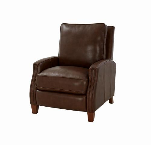 Penrose Power Recliner Chair - Wenlock Double Chocolate/All Leather