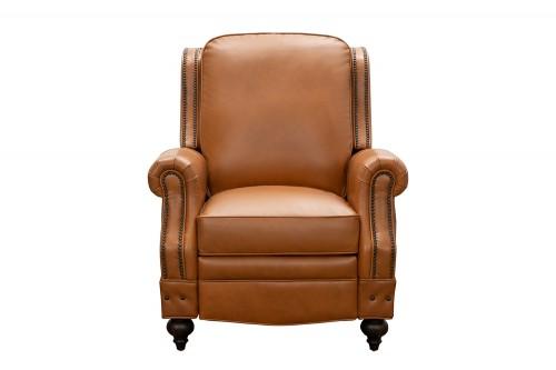 Marysville Power Recliner Chair - Ashford Cognac/All Leather