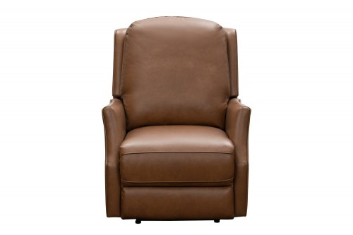 Springfield Power Recliner Chair - Bennington Saddle/All Leather