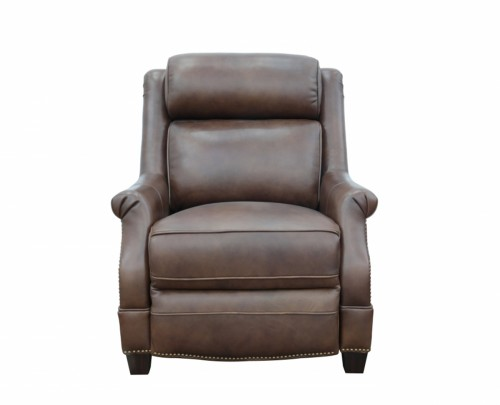 Warrendale Power Recliner Chair with Power Head Rest - Worthington Cognac/All Leather