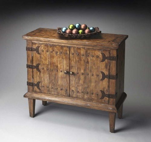 1141120 Console Cabinet - Mountain Lodge