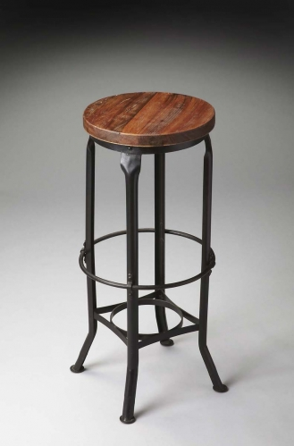 1167025 Bar Stool - Metalworks