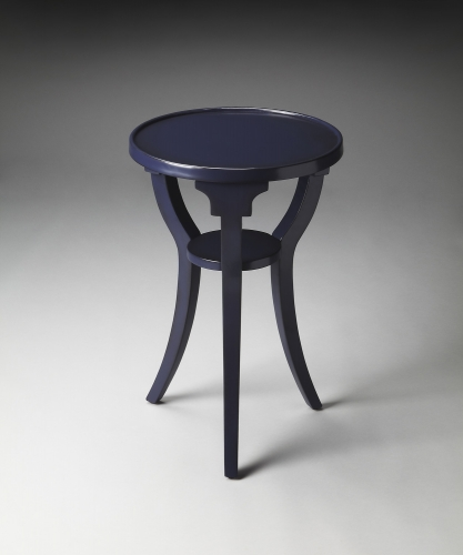 1328291 Butler Loft Round Accent Table