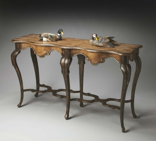 1526270 Console Table - Old Spanish Mission