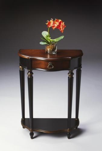 2101104 Cafe Noir Console Table