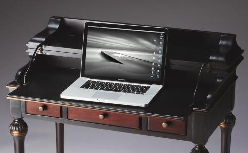 2120104 Cafe Noir Laptop Desk
