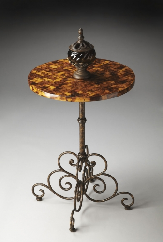 2272025 Accent Table - Metalworks